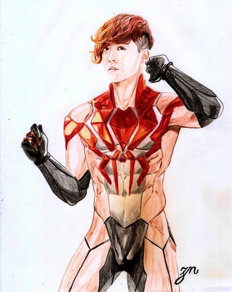 Lee Hong Ki por Erni